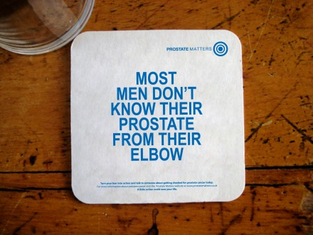 Beer mat_Most men don't know_development_01